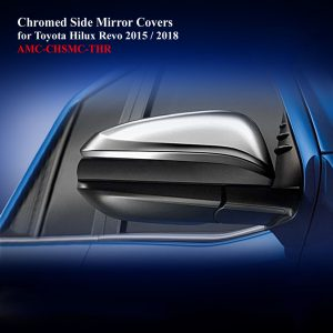 Chromed Side Mirror Covers