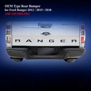 OEM Type Rear Bumper