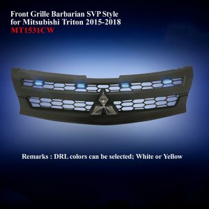 Front Grille Barbarian SVP Style